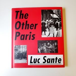 New The Other By Paris Luc Sante Hardcover Book